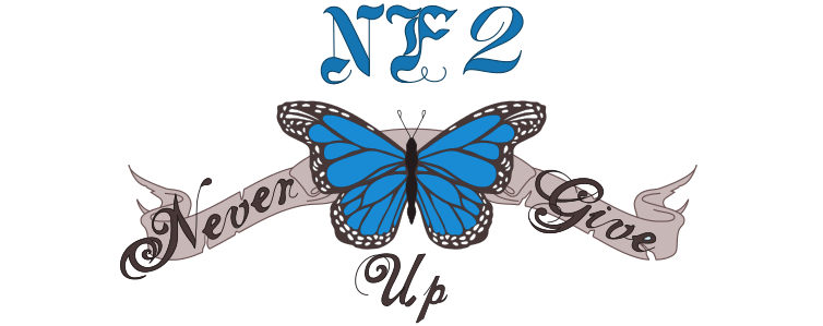 NF2, Never Give Up Large, Butterfly
